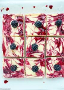 Blackberry-Cheesecake-Bars