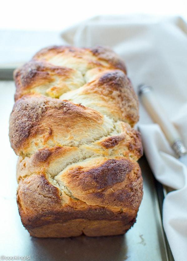 sweet-Easter-bread-recipe-kozunak