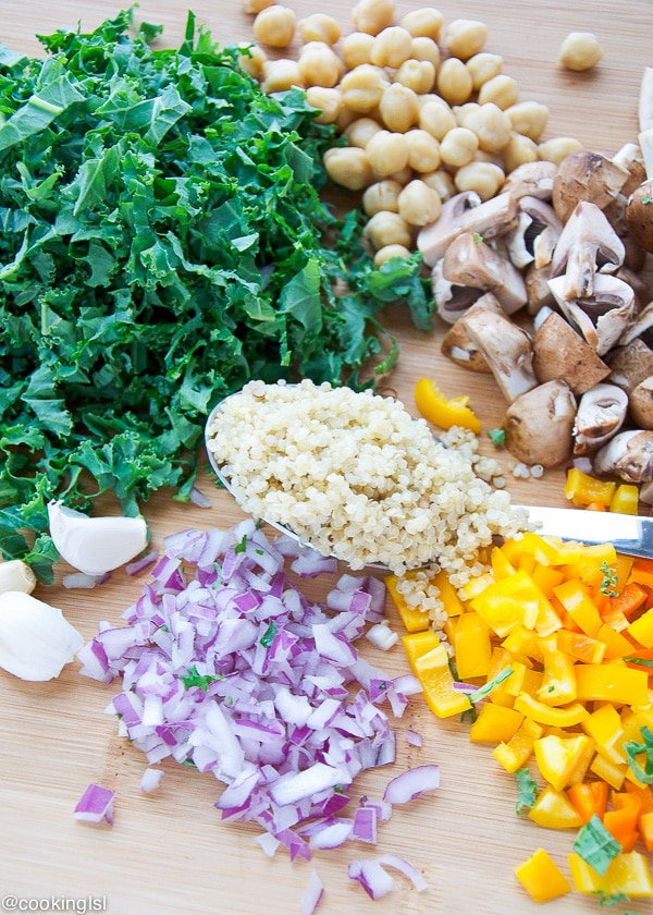 Chickpeas-Kale-and-quinoa-Power-Bowls