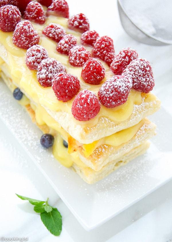 Puff-Pastry-Tart