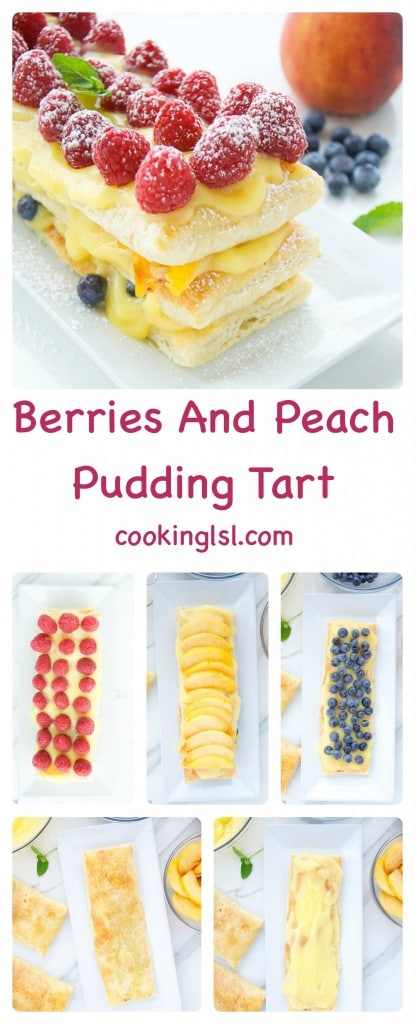 Berries-And-Peach-Pudding-Tart