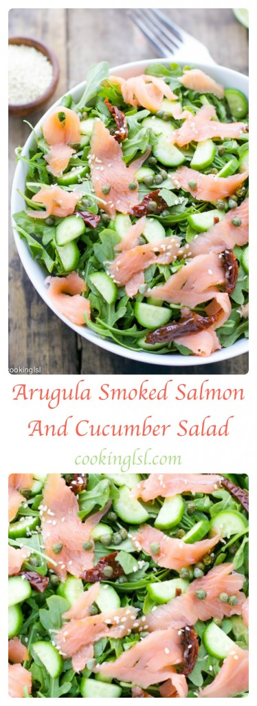 Arugula-smoked-Salmon-And-Cucumber-Salad-easy-to-make-light-and-fresh