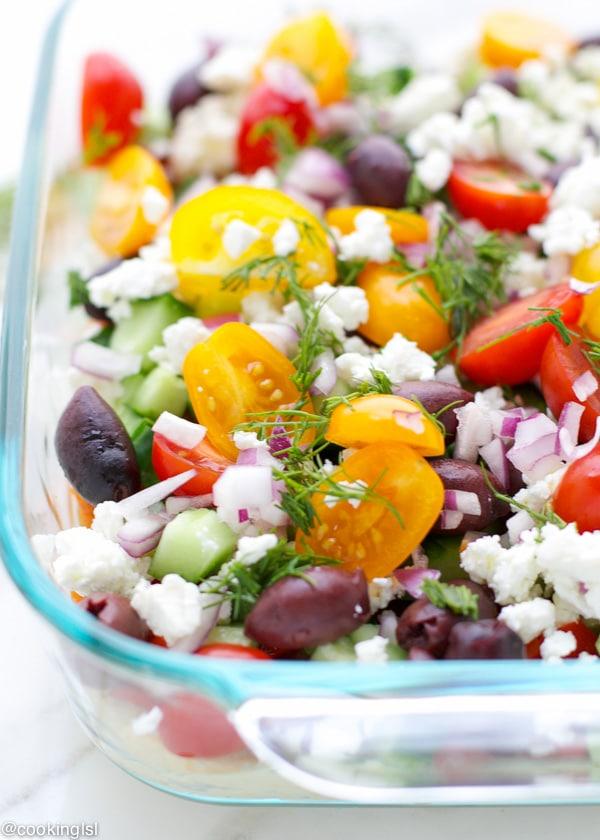 Mediterranean-seven-layer-dip-hummus-easy-party-recipe-light