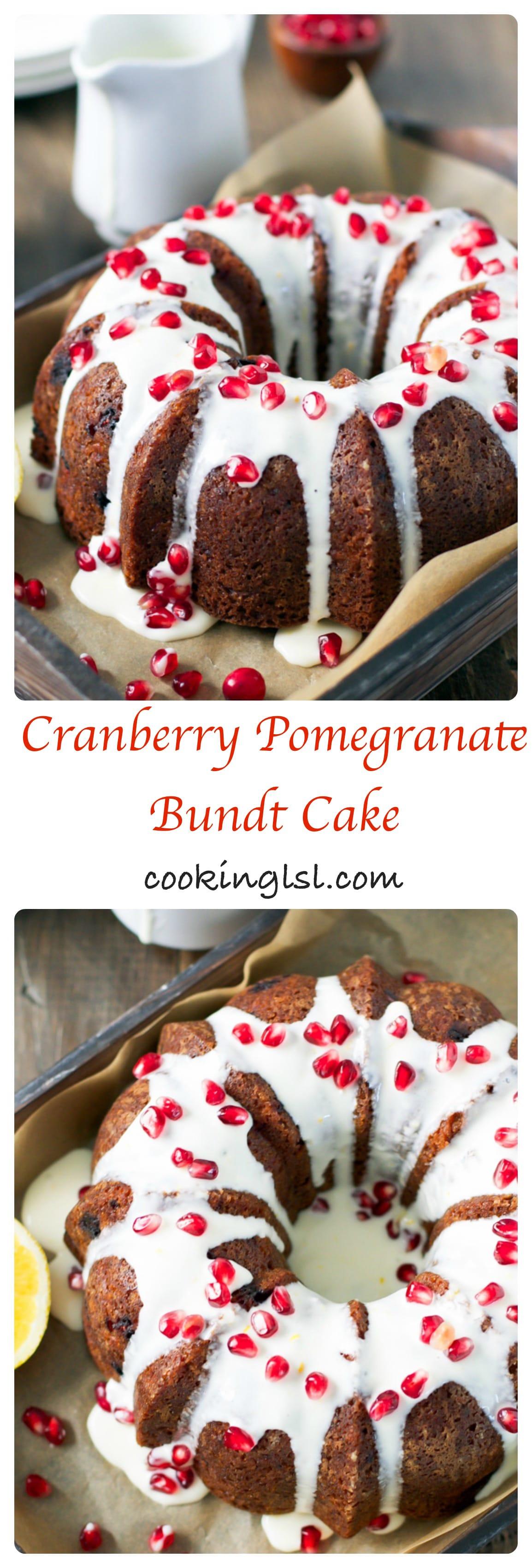 Cranberry-Pomegranate-Pound-Cake- With-Orange-Cream-Cheese-Glaze-Recipe
