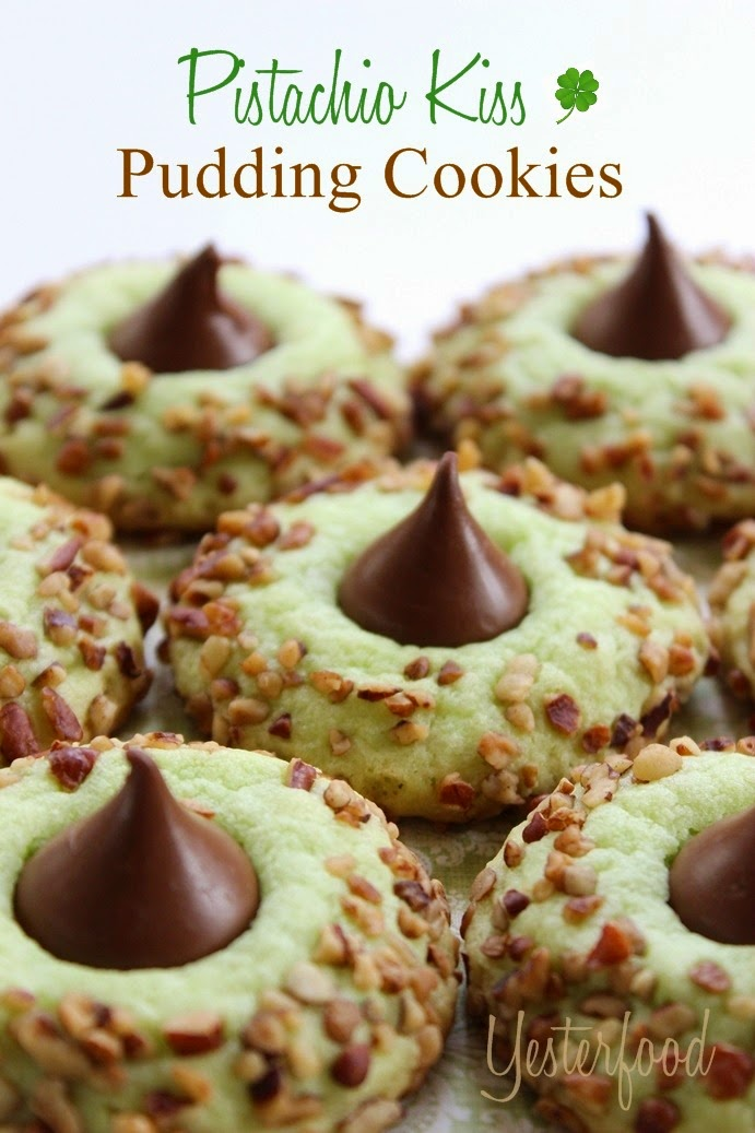 http://yesterfood.blogspot.com/2014/03/pistachio-kiss-pudding-cookies.html