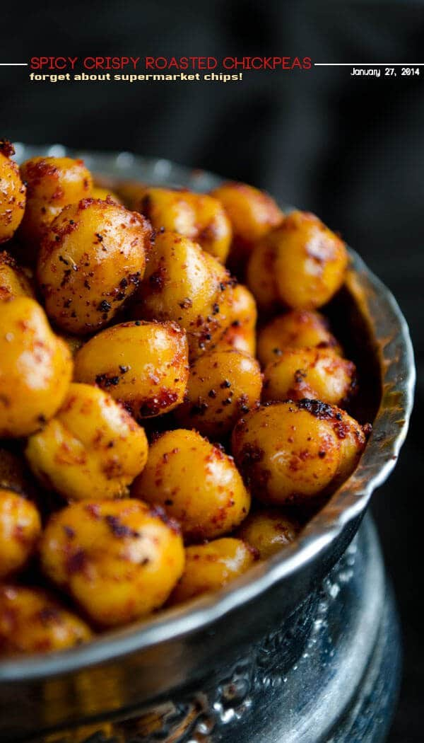 33 Recipes With Chickpeas
